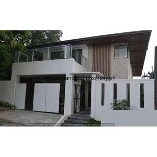 Quezon City SINGLE DETACHED 5 BEDROOMS House and Lot For Sale QC Brand New Commonwealth RFO Ready For Occupancy