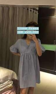 Baby Blue Dress theclothingdiary