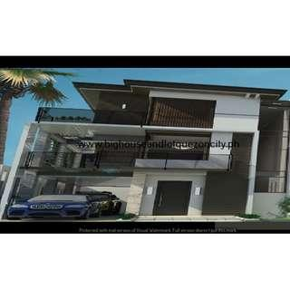 Quezon City KATIPUNAN 5 BEDROOMS Brand New House and Lot For Sale QC NEAR DILIMAN Townhouse