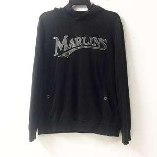 MLB Marlins Hoodies