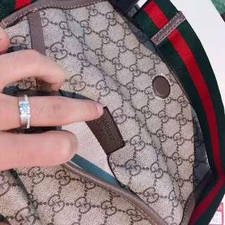 🚚 急售可議價🙏有鋼印編碼 Gucci 包包 側背包