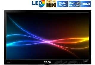 🚚 TECO 東元32 吋LED薄型環保節能液晶電視