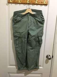 🚚 工作褲!!只穿過兩次!!