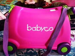 Baby company trolley