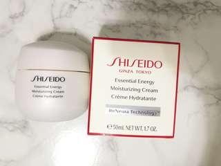 全新!!Shiseido Essential Energy Moisturing Cream
