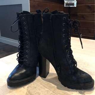 Ankle boots Steve Madden 6.5