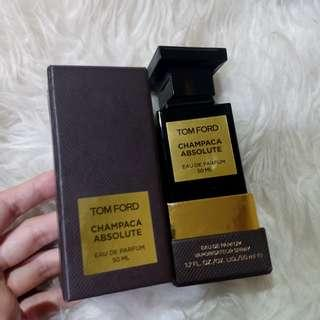 *authentic* TOM FORD CHAMPACA ABSOLUTE 50ML EDP