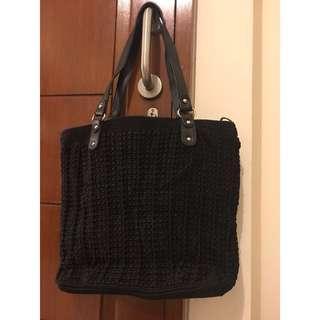 Tote Bag Anyam