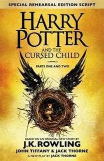 [PO] HARRY POTTER AND THE CURSED CHILD - J.K ROWLING