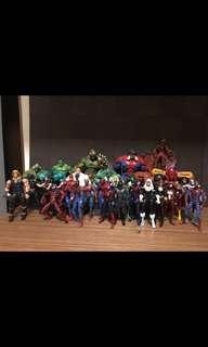 Marvel Legends Select Sales Choose 2 Figures Combine One Set👍