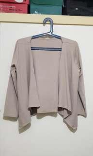 Cotton Shapely Blazer