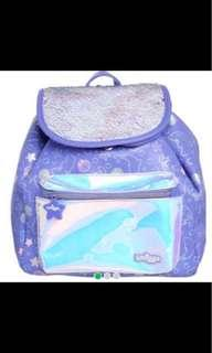 Smiggle Dreamy Ally Backpack Purple