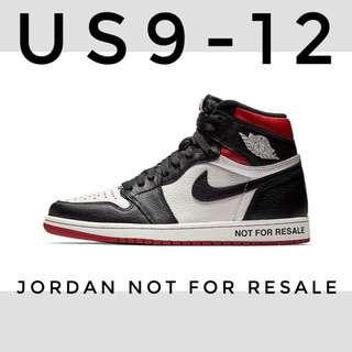 US9-12 Jordan Not For Resale