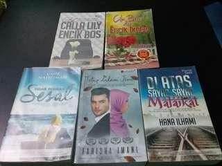 Novel preloved (1)
