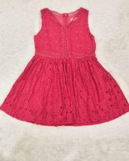 Gingersnaps Lace dress