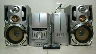 🚚 Pioneer tunnel stereo amplifier 先鋒音響喇叭擴大機組合