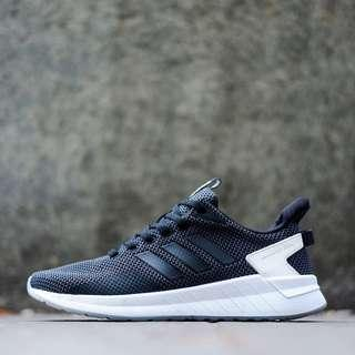 Adidas Questar ride black carbon SOLE CLEAR BNWB