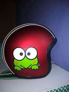 Helm custom bisa desain sendiri