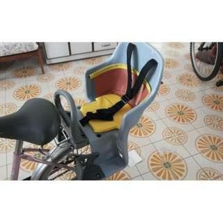 BRAND NEW Child baby seat for bicycle bike Easy to fix yourself