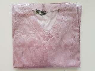 Gittier pink top
