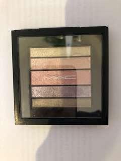 Mac glitter eye shadow