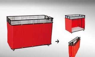 Promotion cart -Rental