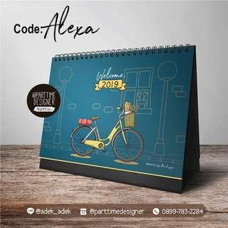 Alexa Kalender 2019 Cute Calendar