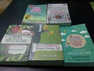 Novel Preloved (3)