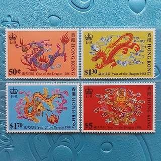 農曆生肖龍年(第二組)