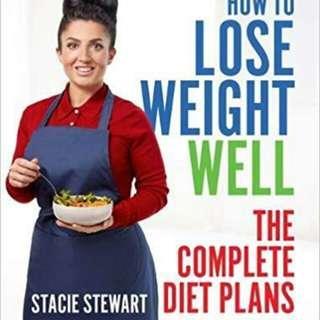 Hardcopy book - lose weight