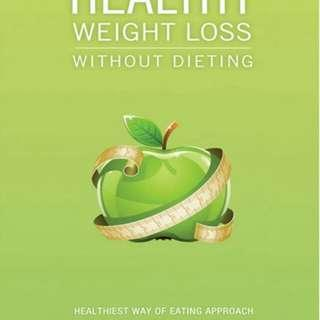 Hardcopy book - health - lose weight without dieting