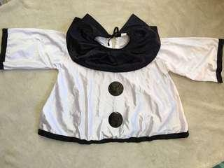 Mime or Clown Costume for Men (top only)