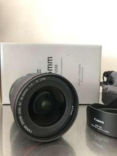 Canon 16-35mm F4 L IS(FAST DEAL)