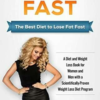 HARDCOPY BOOK - Best way to lose weight
