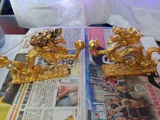 铜金龍重2公斤