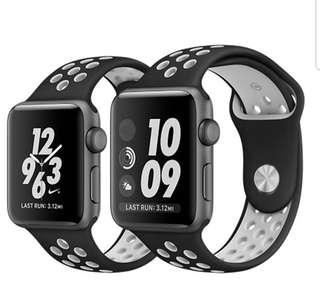 #1111 Sales Apple Iwatch Strap silicone #JANSIN