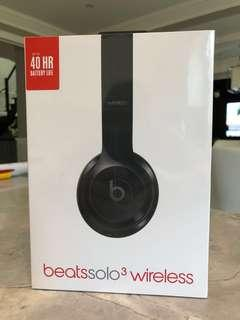 Beats by Dr. Dre - Beats Solo3 Wireless Headphones - Gloss Black