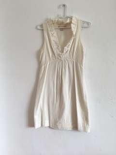 hype cotton silk dress size S
