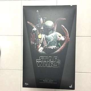 Hot Toys 1/6 scale boba Fett deluxe version