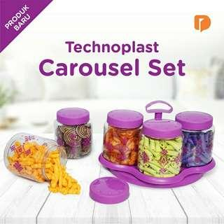 Carousel Set Toples Putar