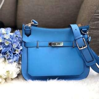 💙💙Super good deal!💙💙 Hermes Jypsiere 28 in Swift And Clemence Leather