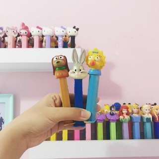 PEZ Candy Dispenser (sisa bugs bunny)
