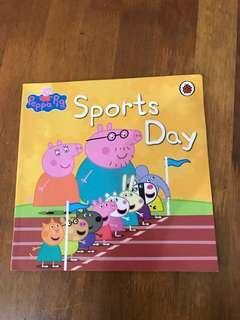 Peppa sports day