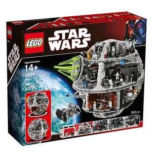 Lego LEGO Star Wars Death Star (10188)