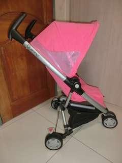 Quinny Zapp Xtra 2.0 Pink