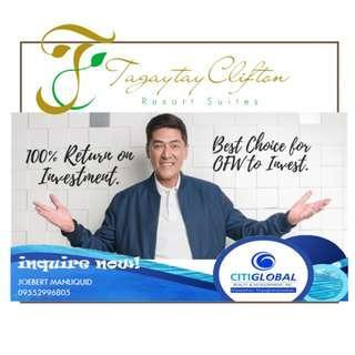 Affordable condotel in tagaytay
