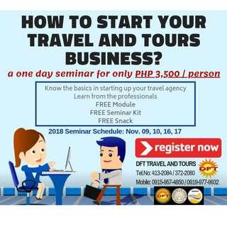 How to Start your Travel and Tours Business?