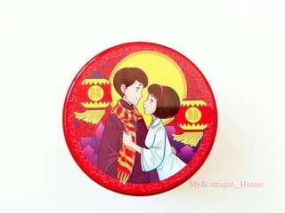 #PRECNY60 Lovely Couple Tin Box