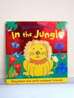 BUKU ANAK : In The Jungle