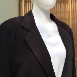Blazer Cotton On Black